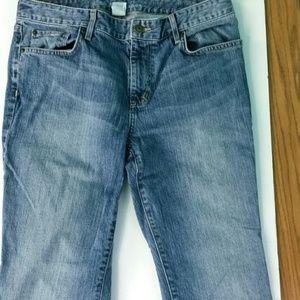 4/$25 Sale-Eddie Bauer Size 10 Natural Bootcut